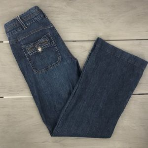 Daughters of the liberation jeans wide leg 30